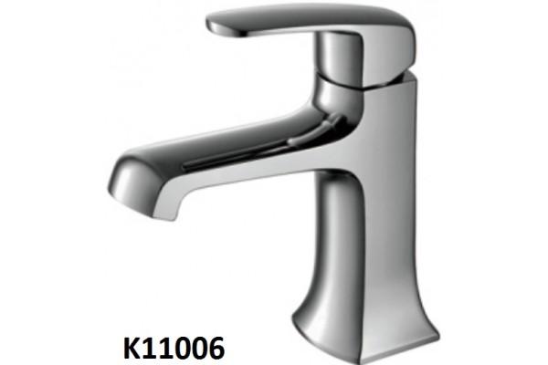 K11006 AKЦИЯ смеситель GERHANS для умывальника Ø35