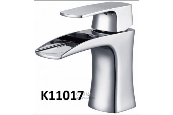 K11017 смеситель GERHANS откытый желоб
