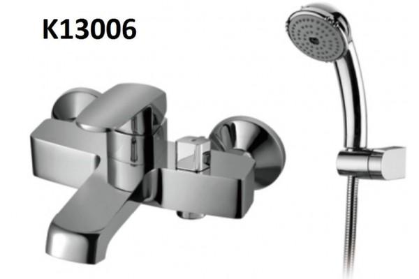 K13006 смеситель GERHANS ванна с лейкой Ø35