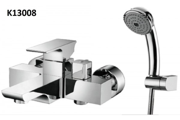 K13008 AKЦИЯ смеситель GERHANS ванна без шл и лейки Ø35