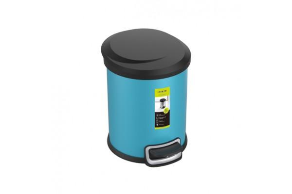 L705-6 ведро для мусора (синее )5 литра