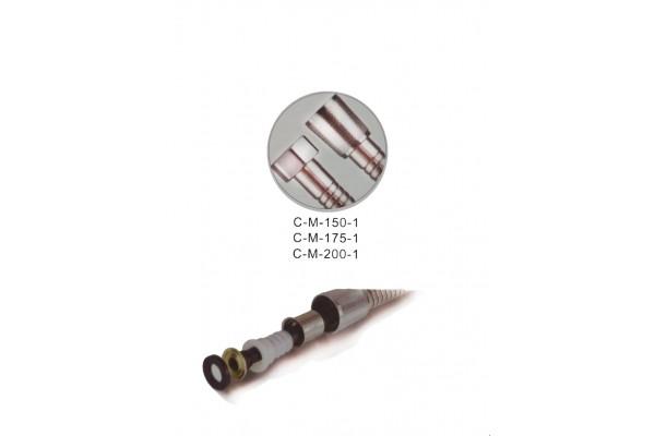 Шланг для душевой лейки 2,0м латунь TIM C-M200-1